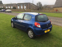 2010 renault clio 1.5 dci i music new shape £30 pound a year t-a-x ideal first car £1295 ovno