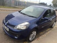RENAULT CLIO 1.4 3 DOOR 2006 (56) NEW SERVICE AND TIMING BELT CHANGE IN 2016 DRIVES WELL HPI CLEAR