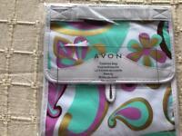 Avon Retro Design Washbag. New