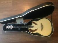 Ovation CP247 Electro Acoustic Guitar