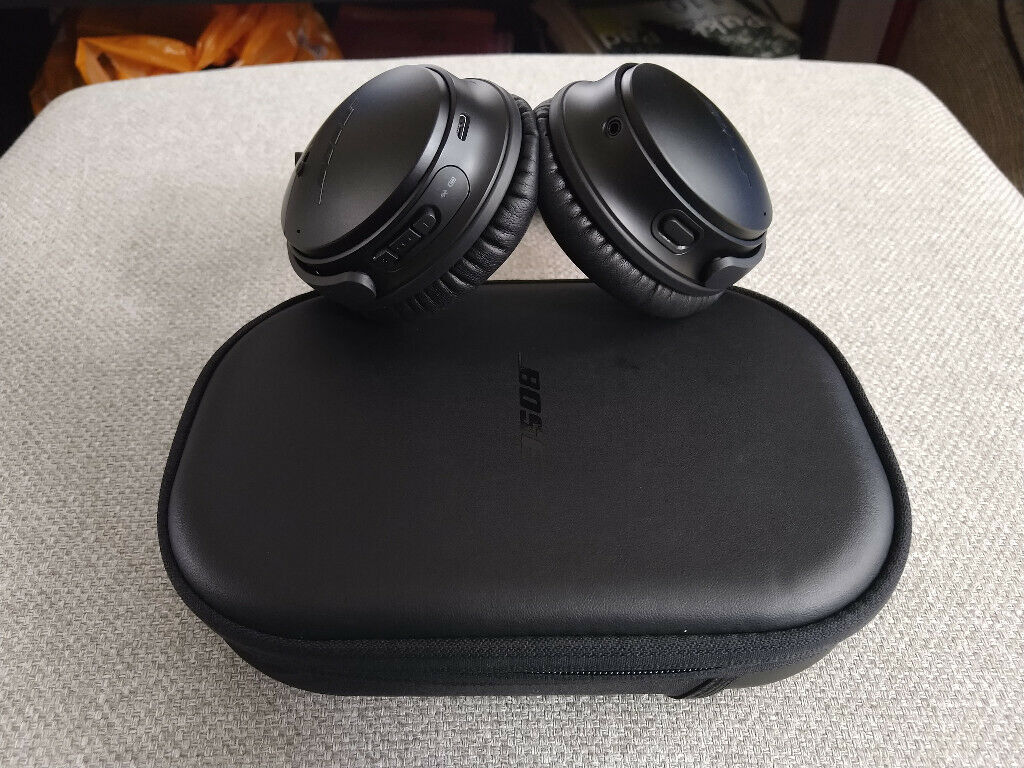 BOSE Quiet Comfort 35 Wireless Noise Cancelling Headphones | in  Westminster, London | Gumtree