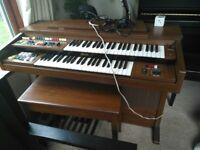 Yamaha electrical organ