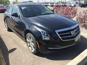 2016 Cadillac ATS **Only 15,000 kms!  Leather!**