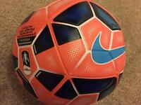 Nike Ordem official match ball from FA cup final from Wembley size 5 Arsenal v Aston Villa 2014/2015