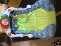 Baby sit and play chair