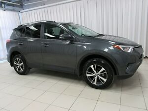 2018 Toyota RAV4 QUICK BEFORE IT'S GONE!!! LE SUV W/ ROOF RAILS,
