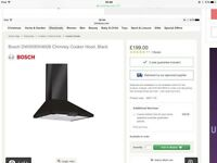 Bosch Chimney Cooker Hood