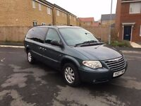 Chrysler Grand Voyager Limited XS 2.8 CRD 7 Seats