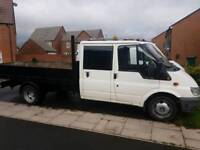 Ford transit tipper if purchased in 7 days from 24/02 available for 2000