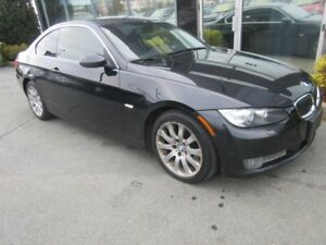 2008 BMW 3 Series 335XI AWD COUPE WITH 175K