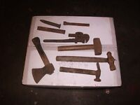 USEFUL HAND TOOLS TO CLEAR CHEAP , ( SEE PICS ).