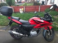 Lovely wee motorbike, cheap to run