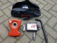 Alko 25 wheel lock