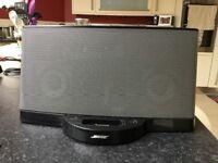 Black Bose speaker