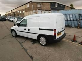 2009 Vauxhall combo van diesel 1.3cdi-2000 £1950 px welcome/swaps