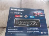 Panasonic CQ-C1313 CD Player/MP3 In Dash Receiver