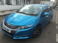 Uber Ready PCO Car For Sale 2009 Honda Insight 1.3 Automatic Hybrid Low Miles PCO Car/MiniCab Sale