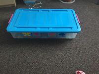 Underbed storage box