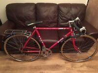 Vintage Puch Sports 5 Road Bike