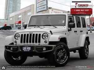 2017 Jeep WRANGLER UNLIMITED ***SAHARA***COMPANY DEMO***