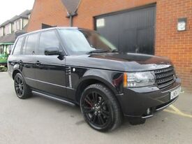 LAND ROVER RANGE ROVER VOGUE 2012 BODYKIT DIESEL AUTOMATIC 70,000 MILES Part exchange available