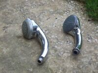 We have 2 shower heads for sale £5.00 each