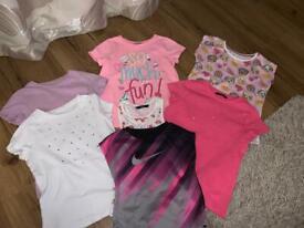 Girls clothes bundle age 6/7 ( 36 items)