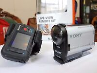 Sony HDR AS-200VR action camera better than go pro