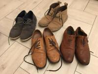 Bundle men's shoes 10