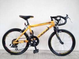 "(2789) 20"" 30 cm VIKING JETSTREAM KIDS JUNIOR ROAD BIKE BICYCLE RACER RACING Age: 6-9, 120-135 cm"