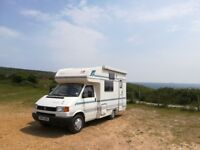 VW T4 Compass Calypso and accessories