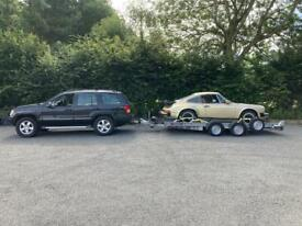 Philip Patrick Car Collection and Delivery service