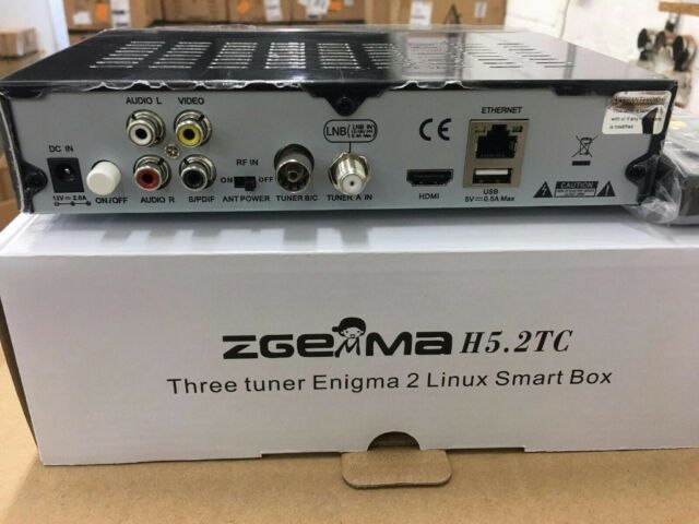Zgemma H5 2TC brand new | in Chingford, London | Gumtree