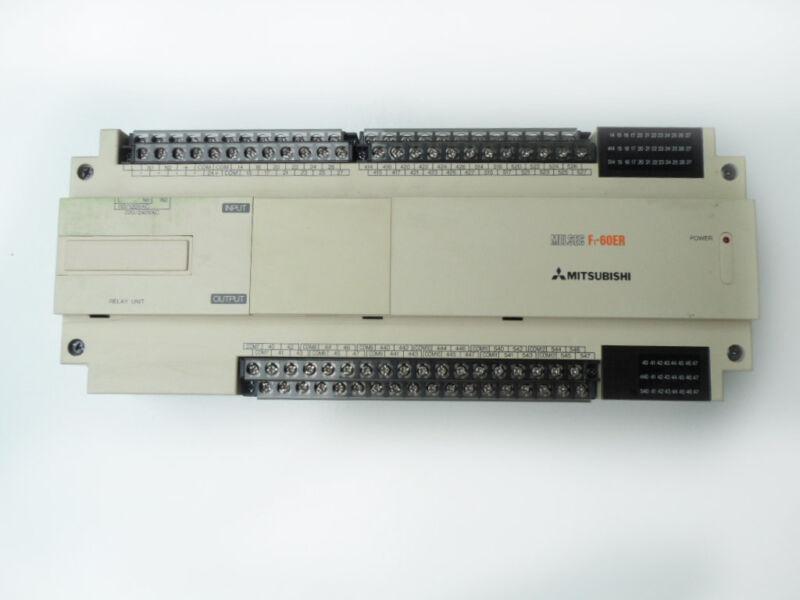 Mitsubishi MELSEC F1-60ER-UL PLC Controller / Processor Extension Unit F160ER