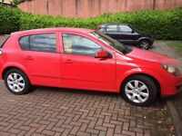 *RED ASTRA FOR SALE* good condition. Ready to take away today.