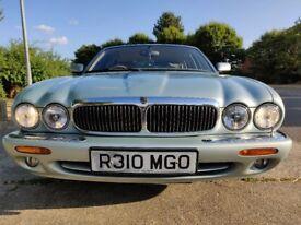 Jaguar XJ8 - No Rust