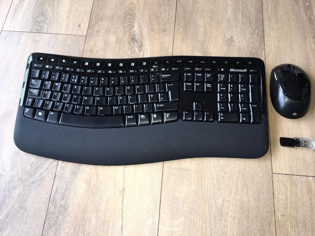 microsoft mouse and keyboard 5000 drivers