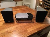 JVC CD/Radio Player