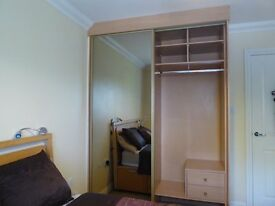 Beech Fitted Wardrobes