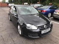 *** VOLKSWAGEN GOLF GT TDI 140BHP 2008 ONLY 79,000MLES***3 IN STOCK