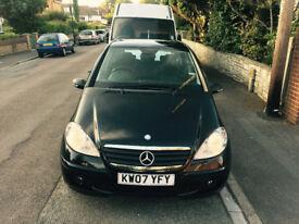 Excellent Condition Mercedes A160 CDI CLASSIC SE CVT, Full Service H, Brand new MOT.