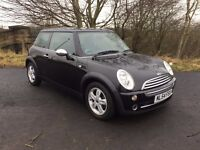 2004 Mini One 1.6 Petrol 72,000 Miles