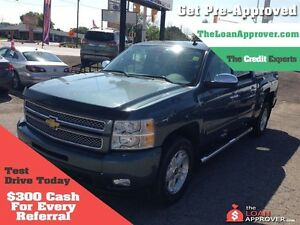 2012 Chevrolet Silverado 1500 LTZ 4x4 * LHR * HEATED POWER SEATS