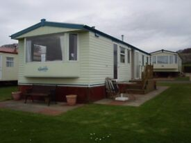 CARAVAN FOR HIRE,3 BEDROOMS,RED LION CARAVAN PARK,ARBROATH,WEEKLY MID WEEK AND WEEKENDS