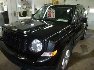 2011 Jeep Patriot north edition 4x4