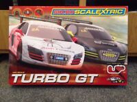 micro scalextric new never used bought for £65.00 selling £35.00 bargain BATHGATE
