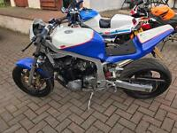 Suzuki gsxr 1100 street fighter