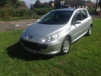 07/56 PEUGEOT 307 S 1.6 HDi 5DR