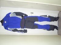 Quality Palm Dry Suit for kayaking serviced by Palm and stored seals good boots good all good order