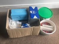 Electrical materials box (lucky dip)